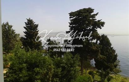 SEDEF ADASINDA 1.YOLDA ŞAHANE MANZARALI VİLLA