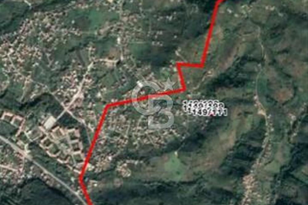 Sakarya Kuzuluk'da 7500 m2 Satılık Arsa