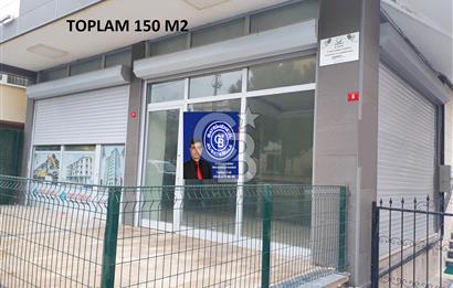 Sancaktepe Mehtap Cami Yanı Caddeye Cephe 150 m2 Eksiksiz Dükkan