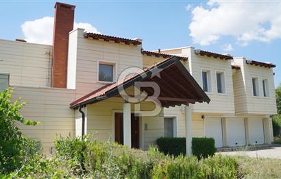 İncek Tulumtaş Satılık 7.227m2 Üzerine Kurulu Lüks Villa