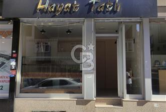 Nurtepe-Güzeltepe'de Depolu Bakımlı Kiralık Dükkan