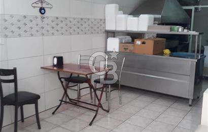 Bostanlı'da Balık Pişiricisi Devren Kiralık Dükkan