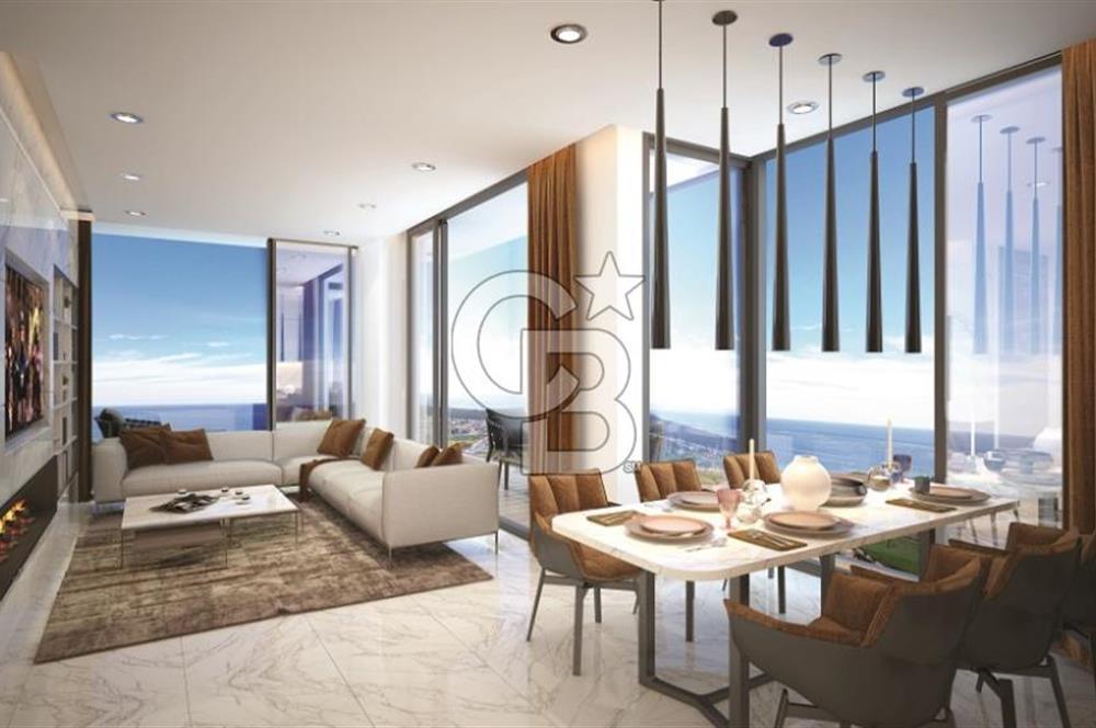 Kıbrıs İskele`De Satılık 2+1 Rezidanslar