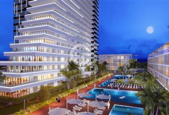 KKTC Iskelede Otel Konseptinde Lux 3+1 Dublex Rezidanslar