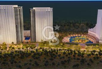 KKTC Iskelede Otel Konseptinde Lux 3+1 Rezidanslar