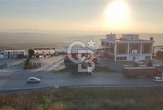 HADIMKÖY'DEM PETROL OFİSİ İSTASYONU İÇİNDE KOMPLE KİRALIK PLAZA