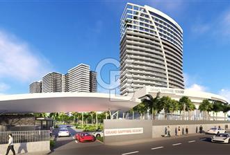 KKTC Iskelede Otel Konseptinde Lux 4+1 Dublex Rezidanslar