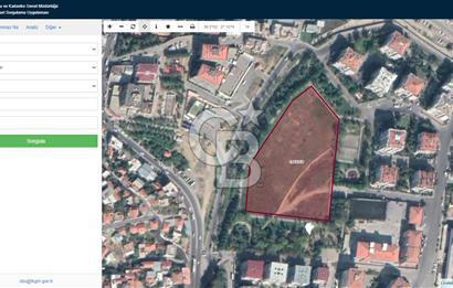İzmir Karabağlar'da Satılık Arsa