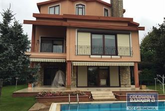 Çekmeköy Reşadiye'de Satılık Villa Site İçinde Özel Konumlu