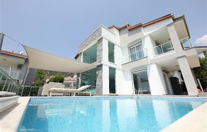 Didim Akbük de 3+1 Satılık Muhteşem Villa