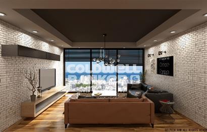 Kıbrıs Girne Merkez'de Satılık 1+1  Residence Daireler