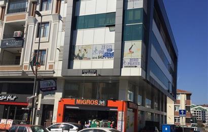 İstanbul Çekmeköy Cengiz Atalay İş Merkezinde 120 m2 Ofis