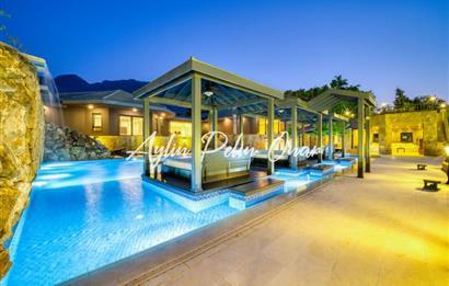 Girne, Lapta'da satılık 2000m2 villa