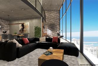 Kıbrıs Girne Merkezde Satılık Dublex Penthouse Daireler