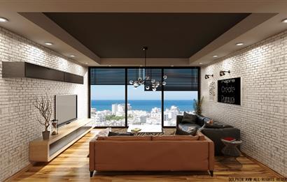 Kıbrıs Girne Merkezde Satılık 2+1 Residence Daireler