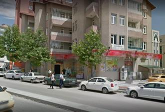 Kırşehir Lise Caddesi 800 m2 Kiralık İşyeri
