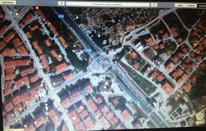 Kırşehir'de Kafe veya Restoran Olmaya Uygun Köşe Konumlu Otel Önü