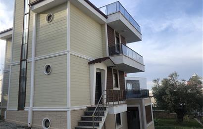 Balıkesir Gömeç Karaağaç'da Satılık 3+2 Triplex Villa