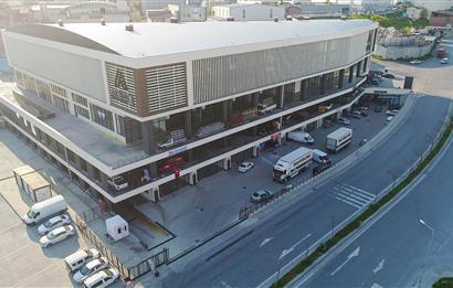 Esenyurt Akçaburgaz Sanayi Sitesi İçerisnde 3.600m² Fabrika Katı
