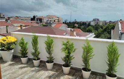 Şişli Cumhuriyet Mh Yeni Binada 4+2 Satılık Çatı Dubleks Daire