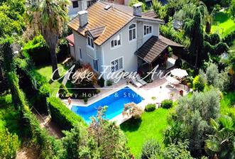 Tuzla, Ankara Mercan Sitesinde Müstakil, Havuzlu SATILIK Villa