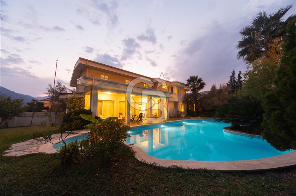 Marmaris İçmeler Satılık Villa