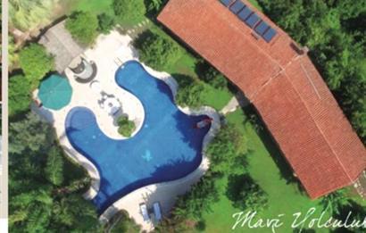 Antalya, Kemerde 13.280 Metrekare Arsa İçersinde Havuzlu Ultra Lüks Villa ve Çalışan Villası
