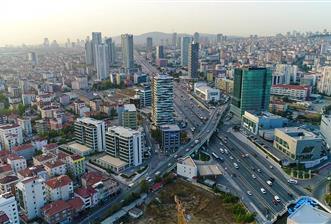 PENDİK E5'TE İŞ BANKASI ÜZERİNDE 350 M2 KİRALIK OFİS KATI