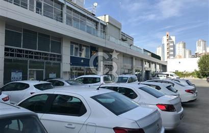 Anadolu Bulvarın'da Kiralık Kdv'li  Net 320m2 Dükkan