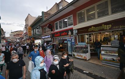 İzmir Kemeraltın da Satılık Kiracılı Değerli Ticari Mülk