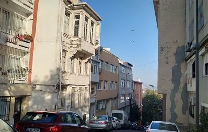 Beşiktaş Yıldız da Deniz Manzaralı Satılık Ahşap Bina