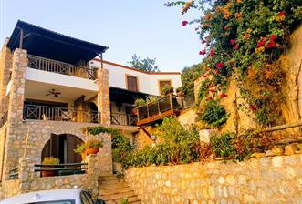 Bodrum Yokuşbaşın'da Satılık Müstakil Villa