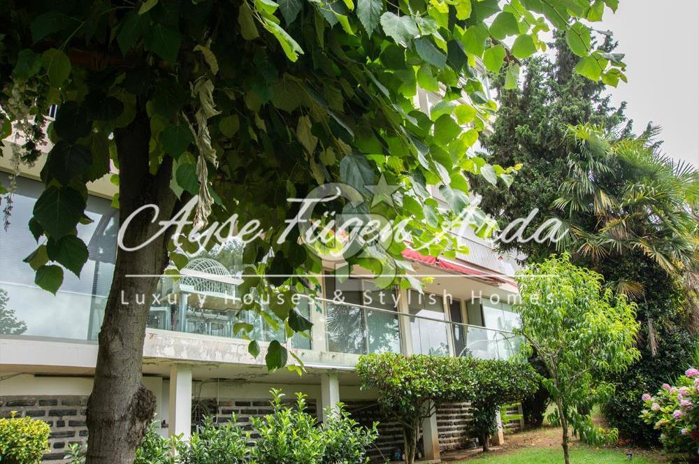 Ortaköy'ün En Keyifli Dairesinde Yeşil ve Boğaz Beraber