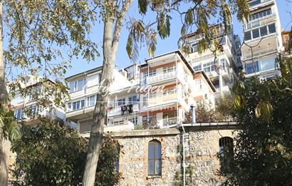 Çengelköy'de 180 Derece Boğaz Manzaralı Müstakil Bina