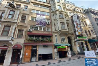 Beyoğlu Mis Sokak'ta eşyalı 10 adet 1+1