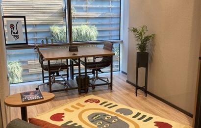 Batı Ataşehir'de A Plus Yeni Plazada 120 m2 Kullanıma Hazır Ofis