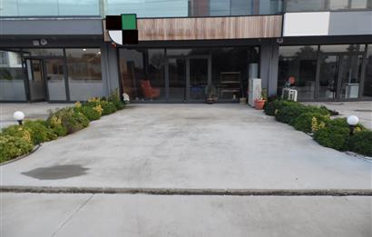 Urla Kalabak'da Tabele Değeri Yüksek Kiracılı Satılık Ofis