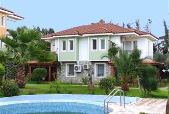 Zeytindalı Evlerinde Satılık Dubleks Villa