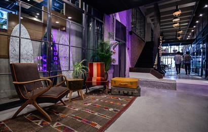Levent'te A Plus Yeni Plazada 60 m2 Kullanıma Hazır Ofis