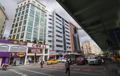 Mecidiyeköy Hürmet Keçeli İş Merkezinde Kiralık Ofis