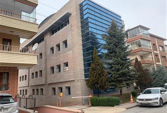 Ankara Çankaya Öveçler Full Yapılı 3+4. Kat 408 m2 Kiralık Ofis
