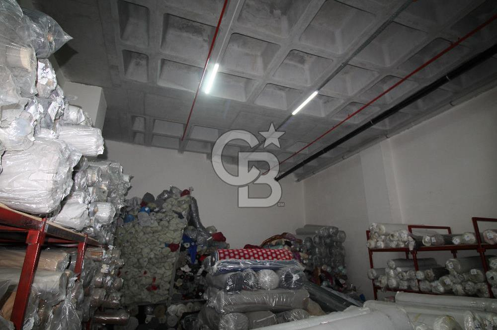 Aktim2 İşMerkezi Net 552 m² Zemine Basar Satılık Depo