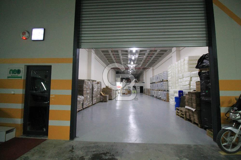 Aktim2 İşMerkezi Net 554 m² Zemine Basar Satılık Fabrika