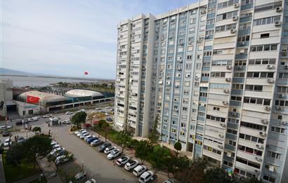 İzmir Mavişehir Selçuk Sitesi Satılık Deniz Manzaralı Köşe 3+1