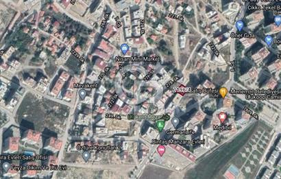 ULUKENT 9 EYLÜL MAHALLESİ CB İYA'DAN SATILIK 357 M² ARSA