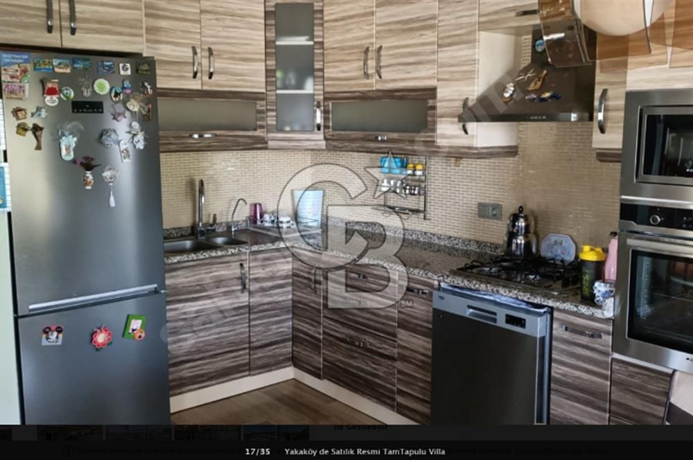 Yakaköy de Satılık Resmi TamTapulu Villa