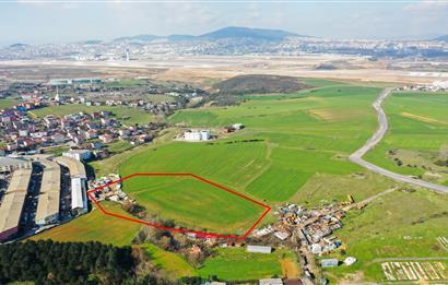Tuzla Orhanlı Mescit Mahhallesi Satılık Arsa 1.990m2