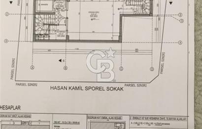 FENERYOLU NDA KOMPLE BİNA 610 M2 BAHÇELİ,TERASLI,GİRİŞ + 3 KAT