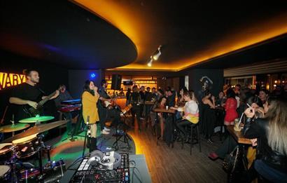 Bodrum Merkez Devren Kiralık Canlı Müzik & Cafe & Bar