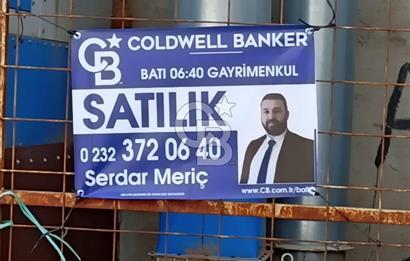 İzmir Karabağlar Sanayide Fabrikalık Arsa